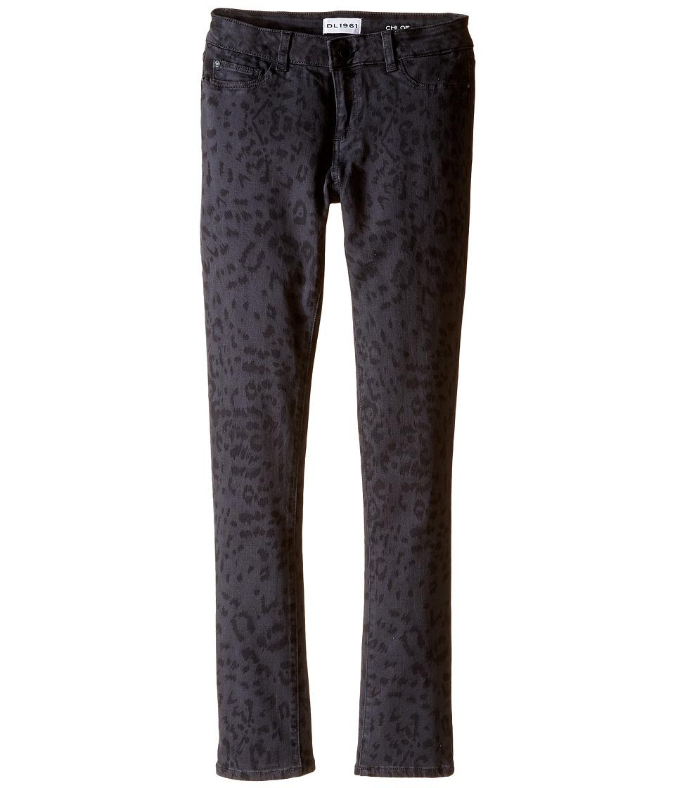 DL1961 Kids - Chloe Skinny Jeans in Regal (Big Kids) (Regal) Girl's Jeans