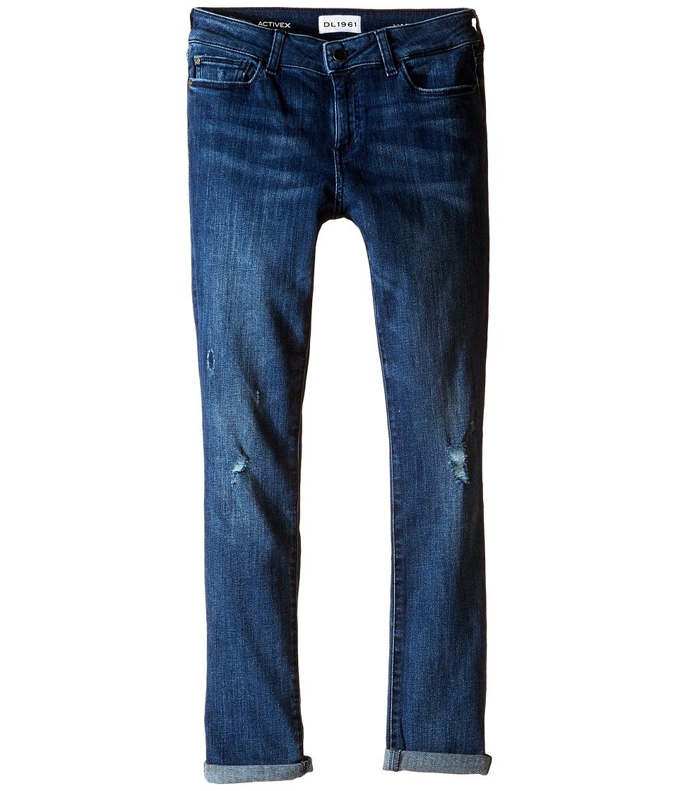 DL1961 Kids - Harper Boyfriend Jeans in Stingray (Big Kids) (Stingray) Girl's Jeans