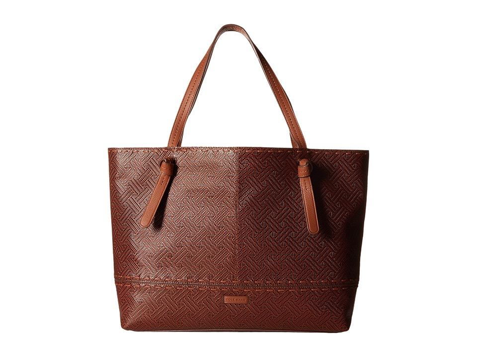 Cole Haan - Brynn Tote (Woodbury Weave) Tote Handbags