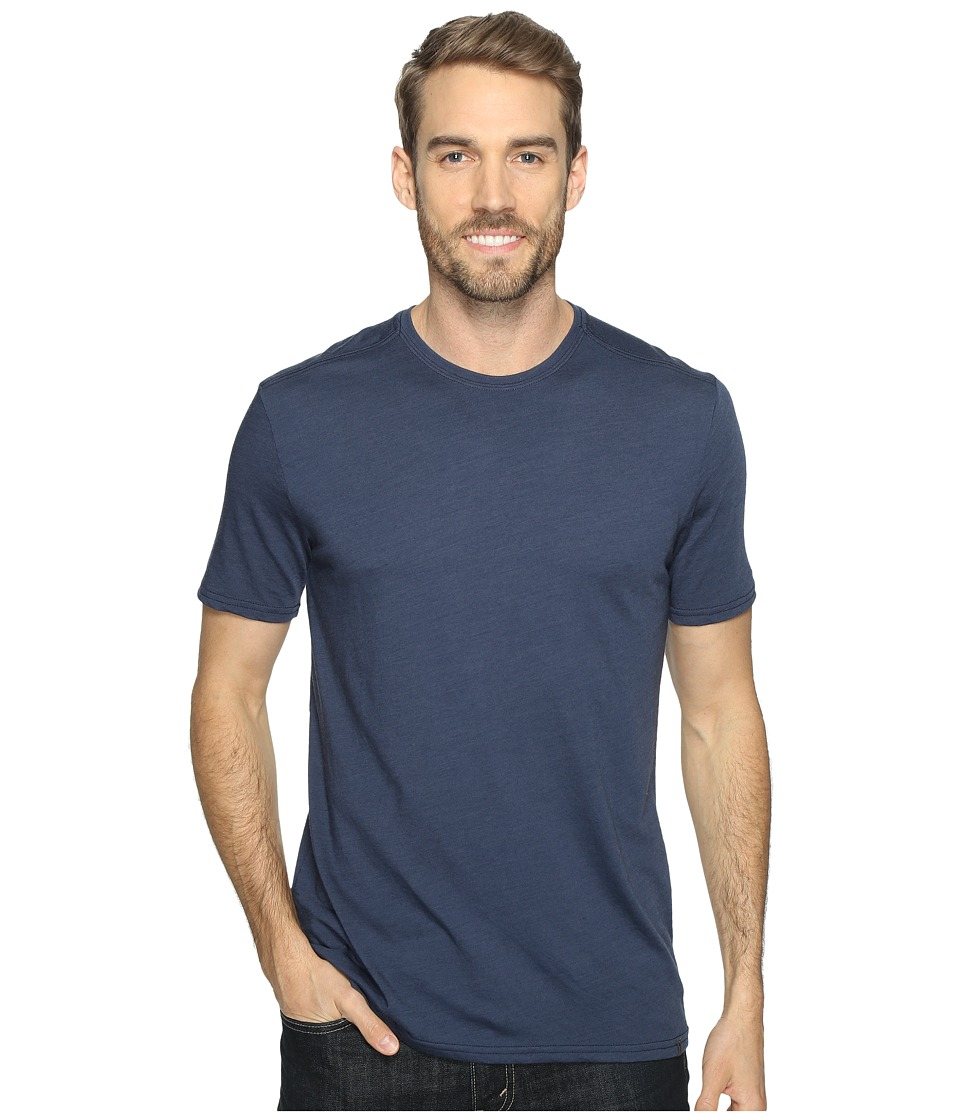 Royal Robbins - Go Everywhere Tee (Navy) Men's T Shirt