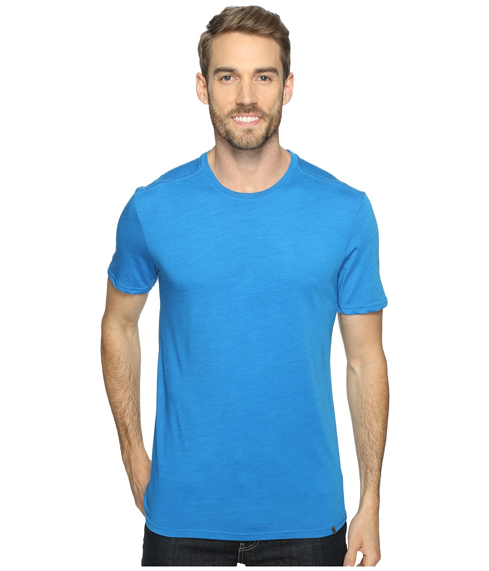 Royal Robbins - Go Everywhere Tee (Merlin Blue) Men's T Shirt