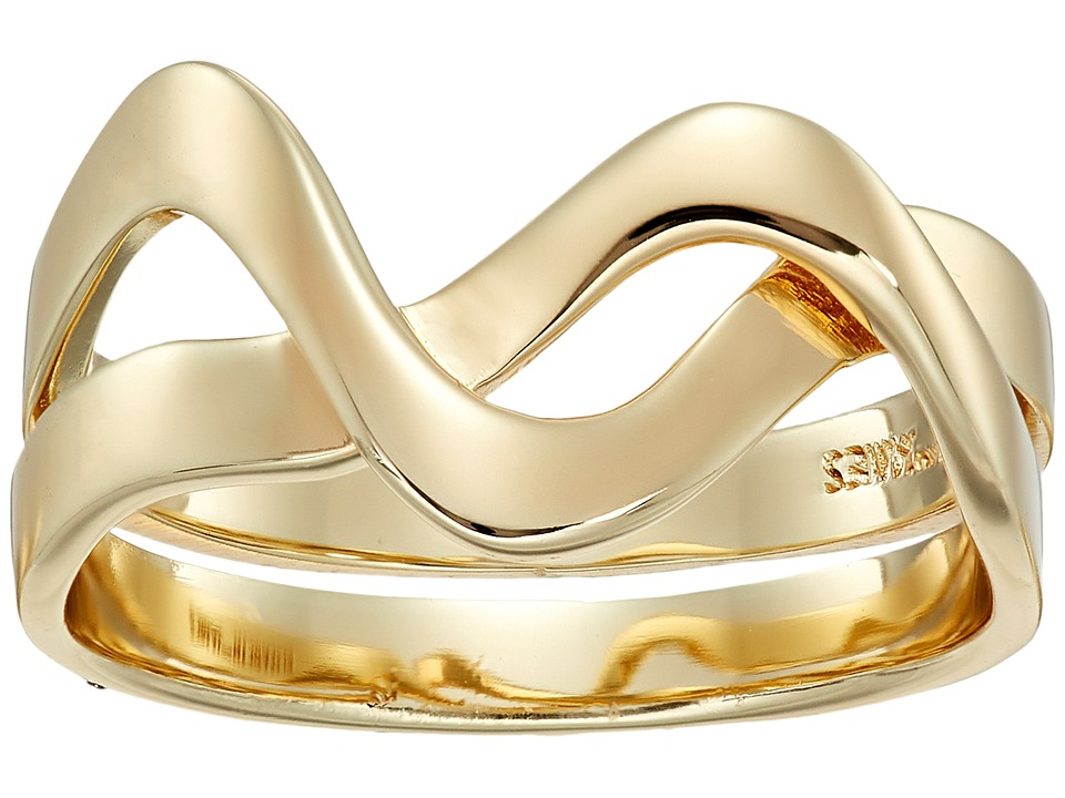 Elizabeth and James - Sueno Ring (Yellow Gold) Ring