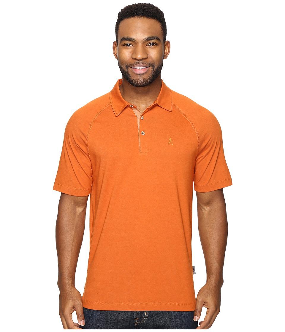 Royal Robbins - Wick-ed Cool Polo (Cordwood) Men's Clothing