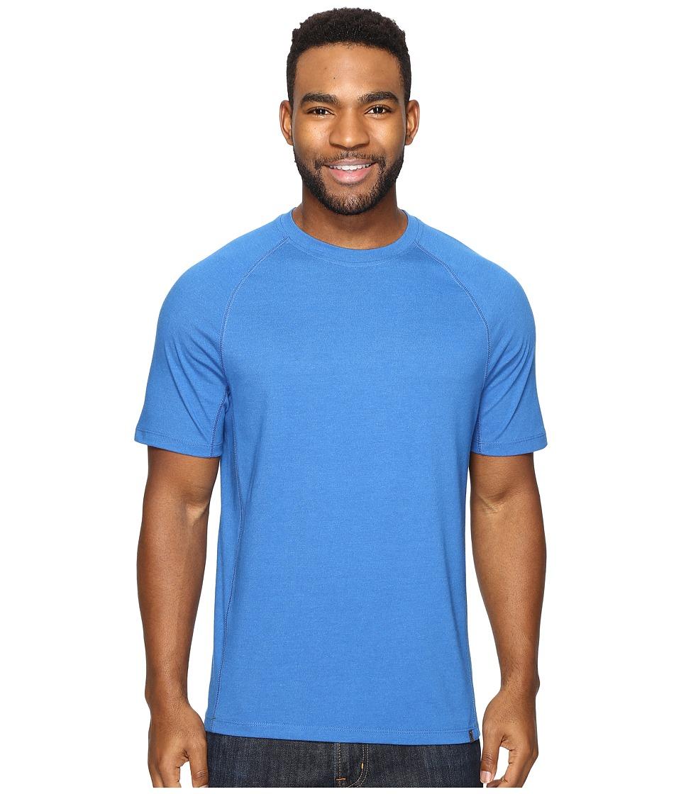 Royal Robbins - Wick-Ed Cool Short Sleeve (Oceania) Men's Clothing