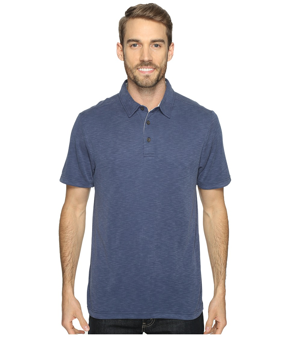 Royal Robbins - Great Basin Polo (Collins Blue) Men's T Shirt