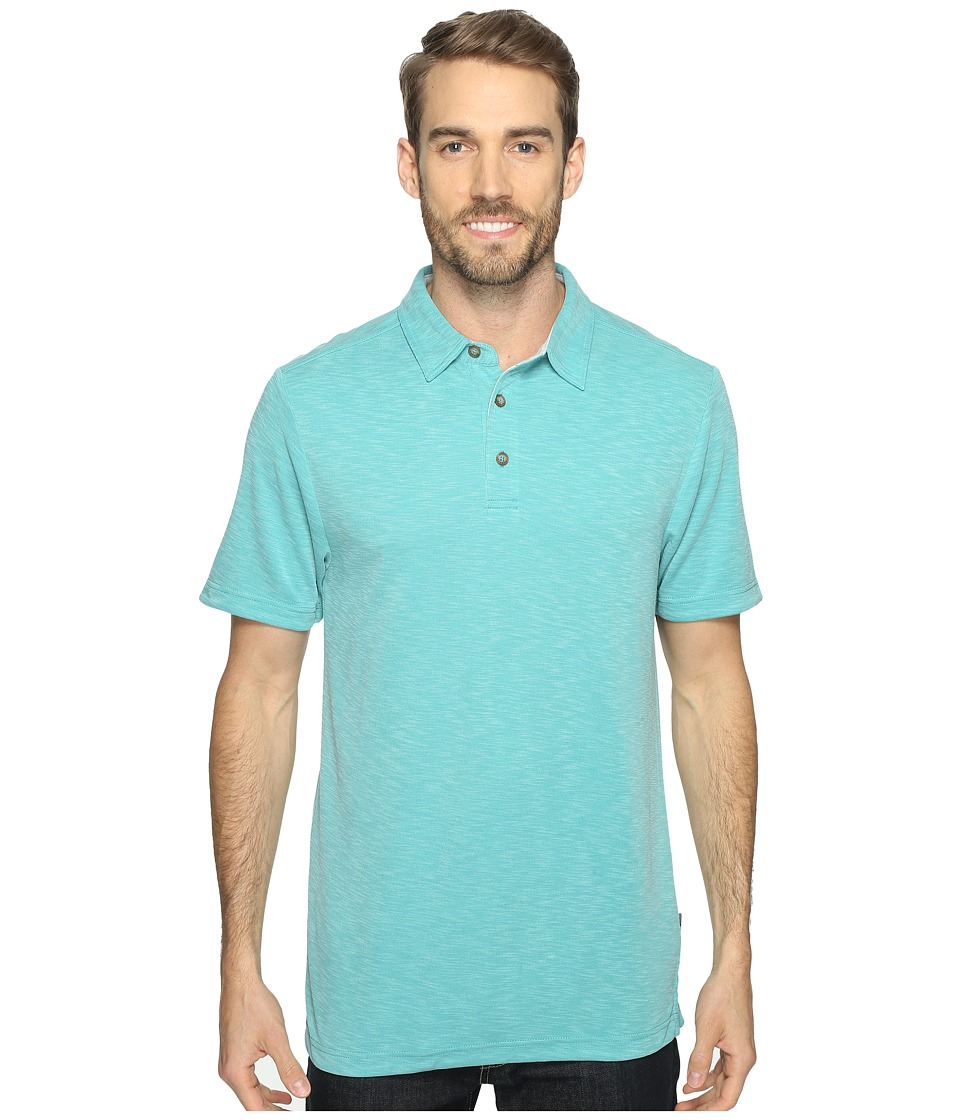 Royal Robbins - Great Basin Polo (Bowden) Men's T Shirt