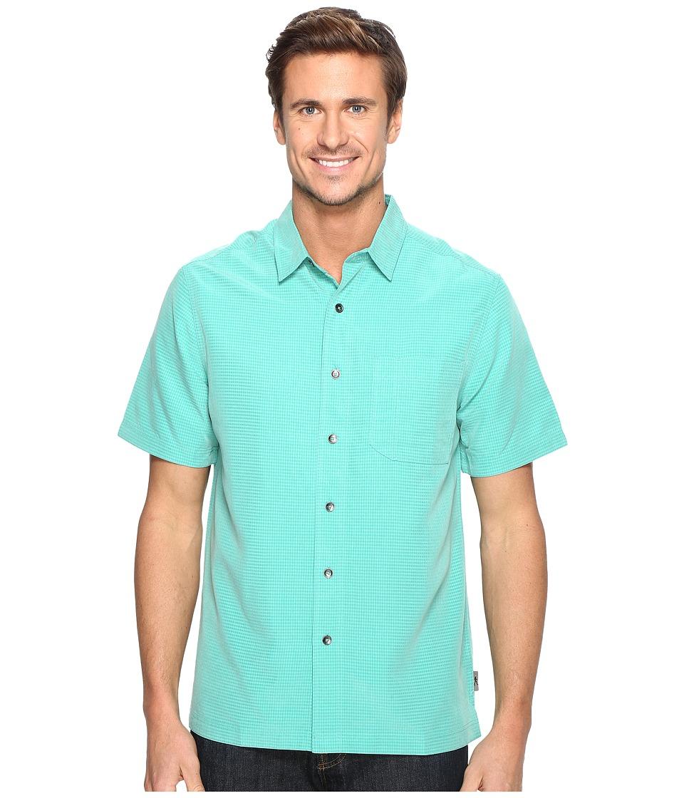 Royal Robbins - Desert Pucker S/S (Bowden) Men's Short Sleeve Button Up