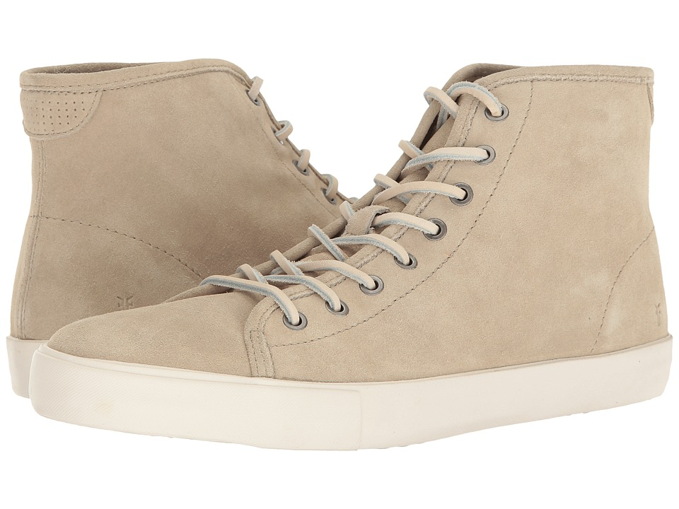 Frye Brett High (Bone Oiled Suede) Men