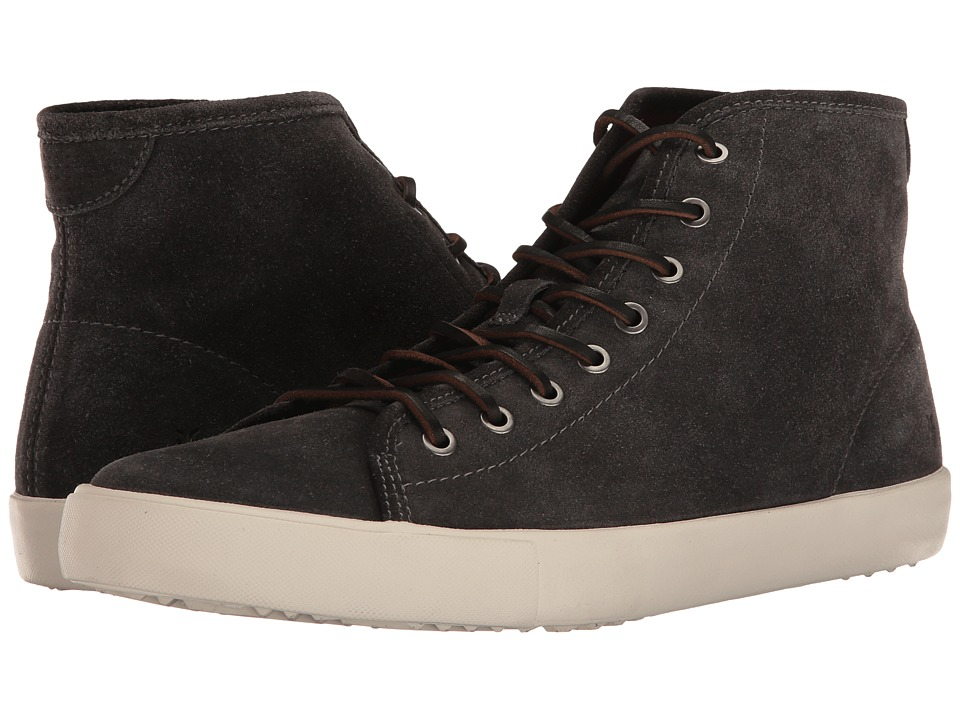 Frye Brett High (Slate Oiled Suede) Men