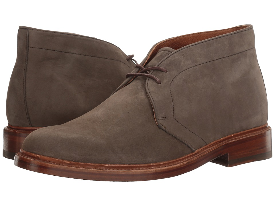 Frye - Jones Chukka (Ash Soft Italian Nubuck) Men's Boots