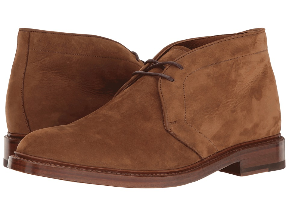 Frye - Jones Chukka (Tobacco Soft Italian Nubuck) Men's Boots