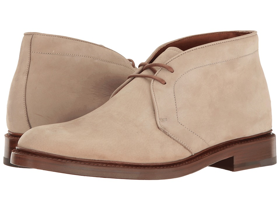 Frye - Jones Chukka (Taupe Soft Italian Nubuck) Men's Boots