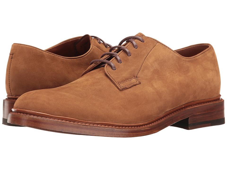 Frye - Jones Oxford (Tobacco Soft Italian Nubuck) Men's Shoes