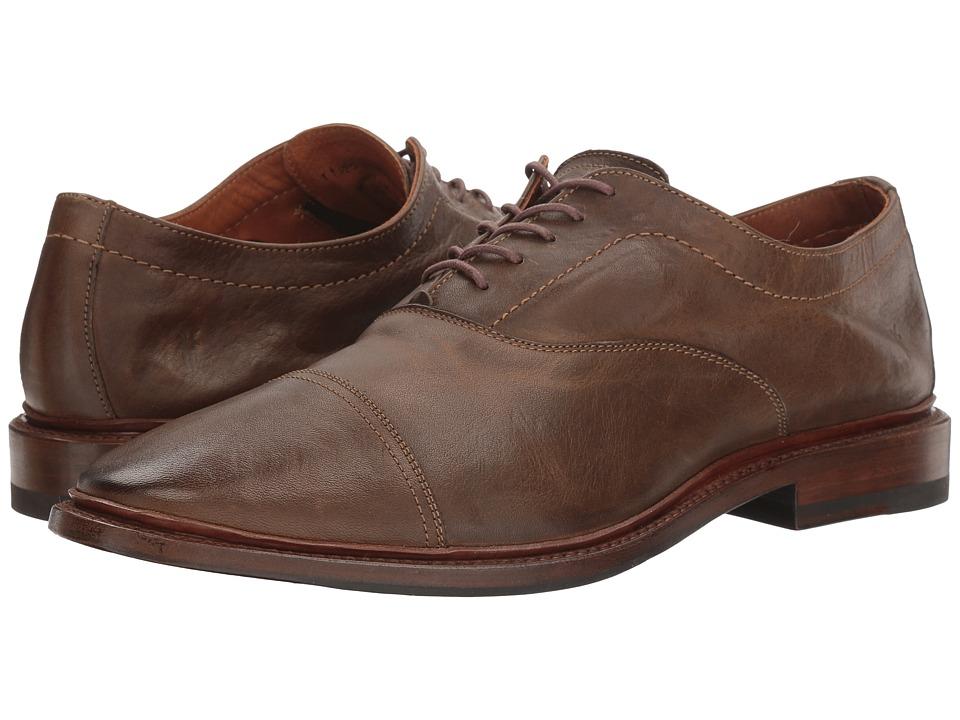 Frye - Paul Bal Oxford (Fatigue Pressed Full Grain) Men's Shoes
