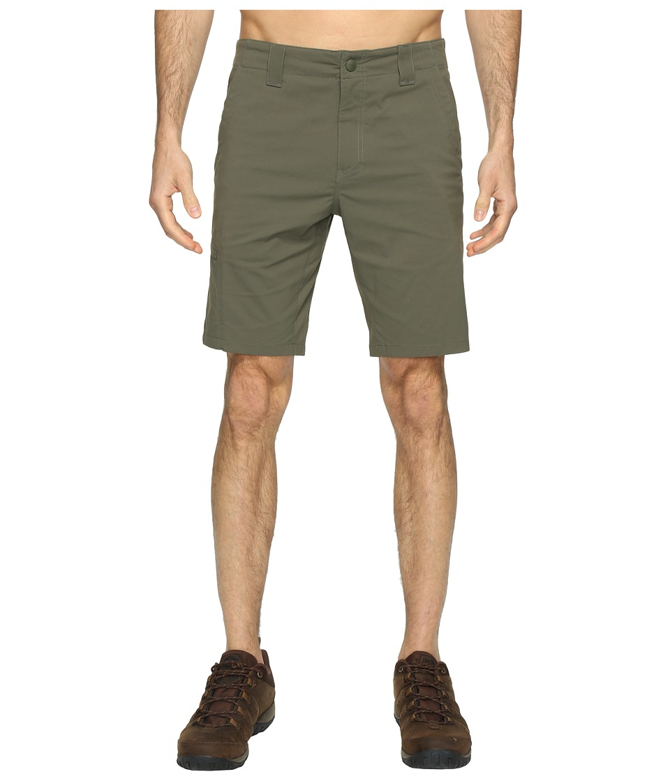 Royal Robbins Everyday Traveler Shorts (Loden) Men