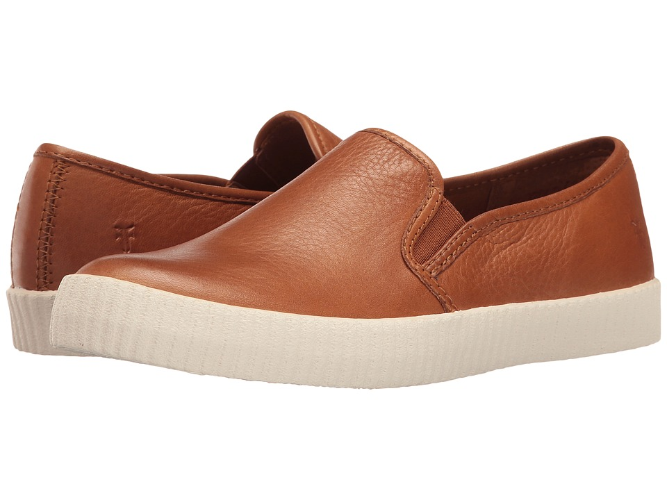Frye - Camille Slip (Whiskey Soft Vintage Bovine) Women's Slip on Shoes