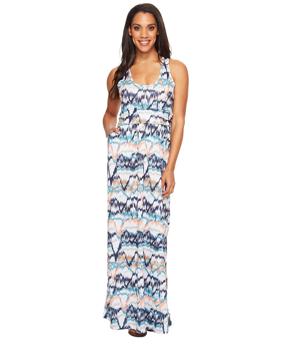 Mountain Hardwear - Everyday Perfect Maxi Dress (Atmosfear) Women's Dress