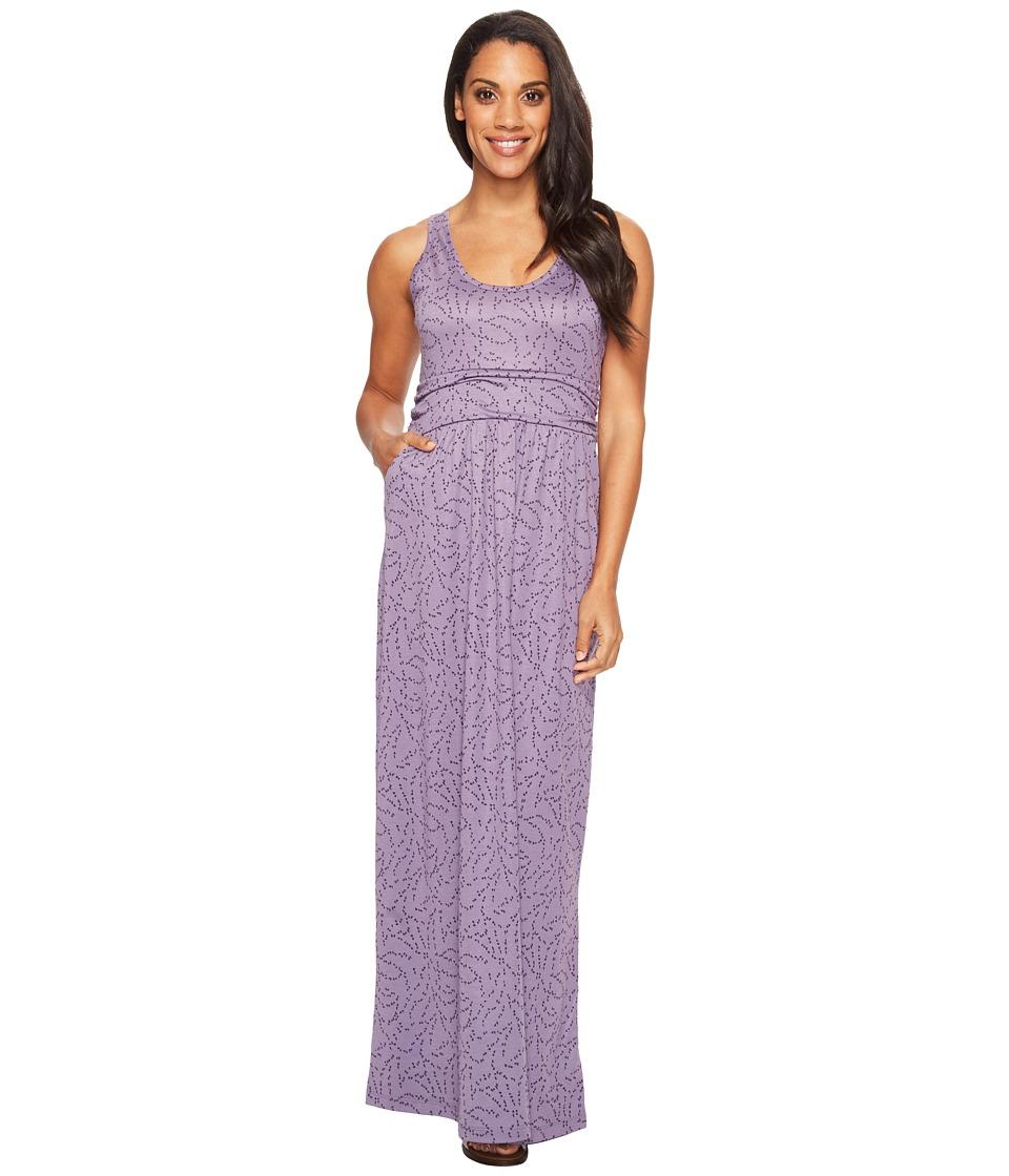 Mountain Hardwear - Everyday Perfect Maxi Dress (Minky) Women's Dress