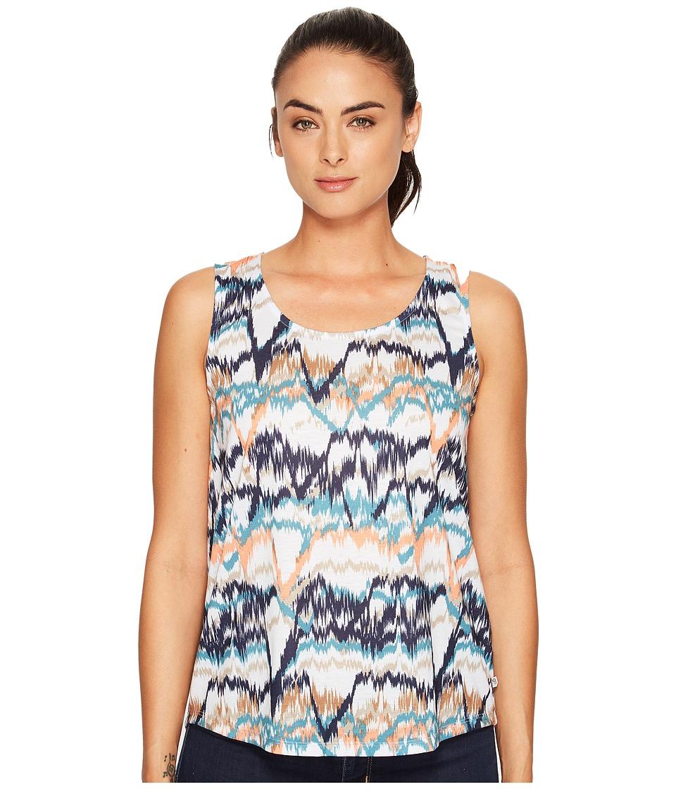 Mountain Hardwear - Everyday Perfect Printed Tank Top (Atmosfear) Women's Sleeveless