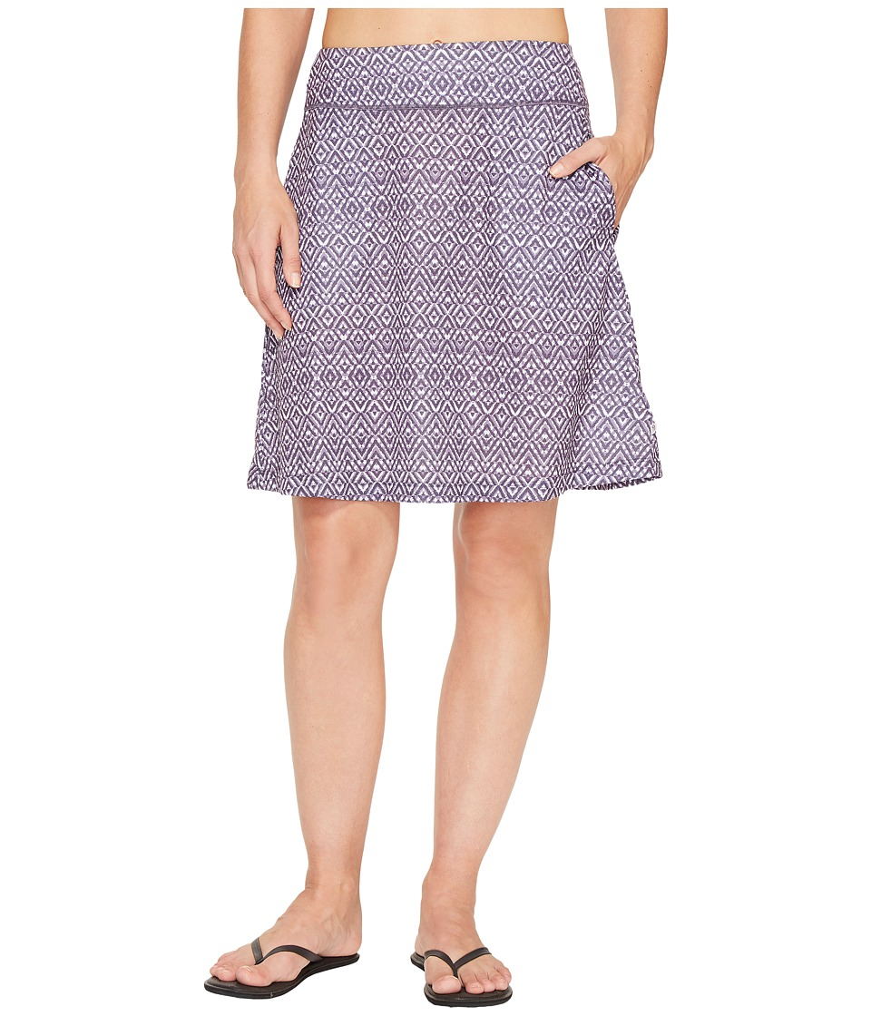 Mountain Hardwear - Everyday Perfect Skirt (Blurple) Women's Skirt