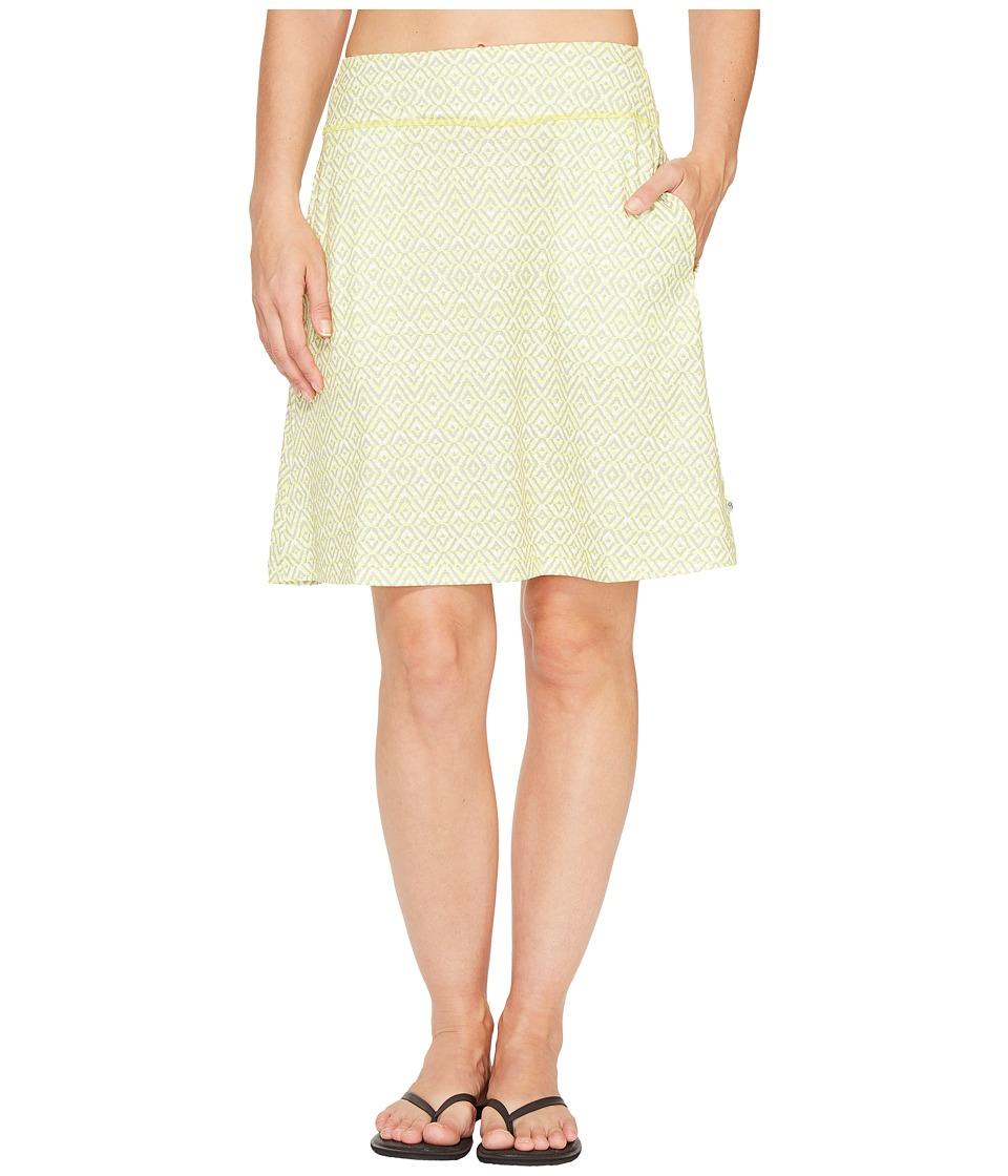Mountain Hardwear - Everyday Perfect Skirt (Sticky Note) Women's Skirt