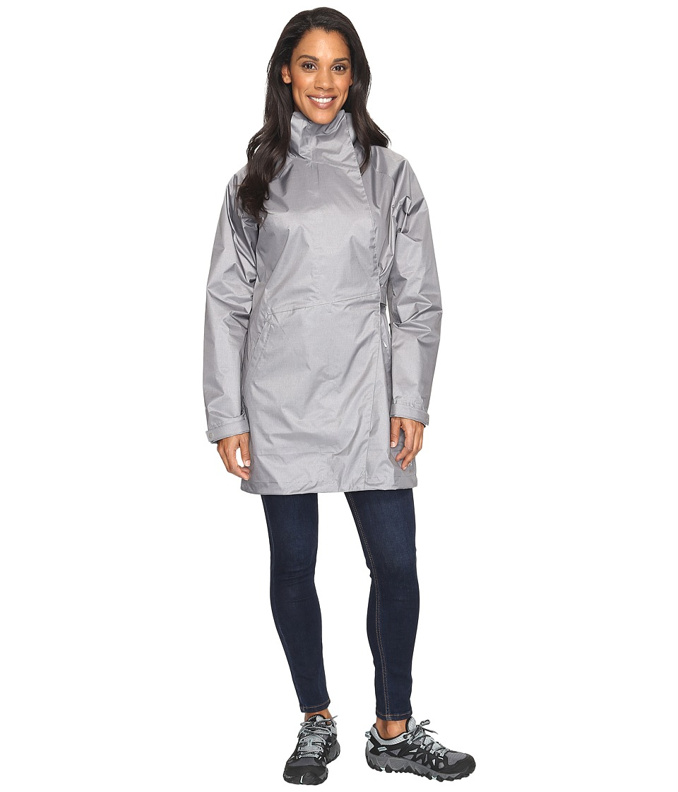 Mountain Hardwear - Metro Sky Parka (Manta Grey) Women's Coat
