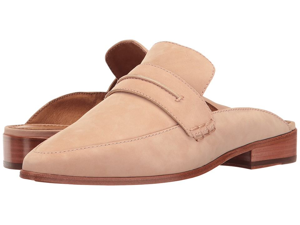 Frye Ellie Mule (Blush Oiled Nubuck) Women