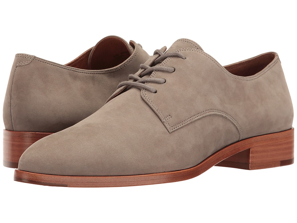 Frye Erica Oxford (Grey Oiled Nubuck) Women