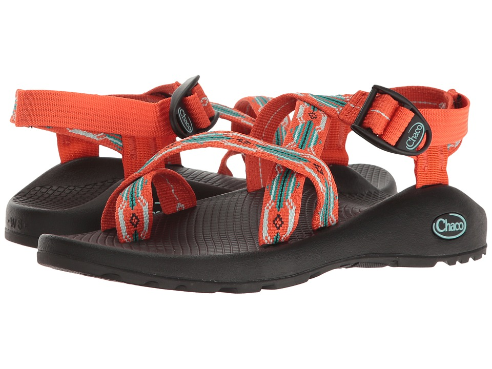 Chaco - Z/2(r) Classic (Coral Sunrise) Women's Sandals