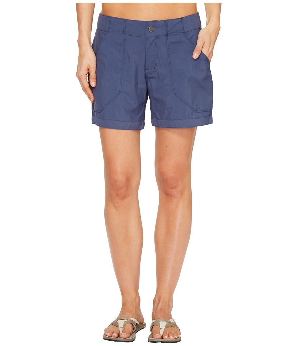 Mountain Hardwear - Ramesa Scout Shorts (Zinc) Women's Shorts