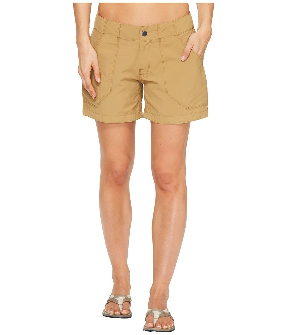 Mountain Hardwear - Ramesa Scout Shorts (Sandstorm) Women's Shorts