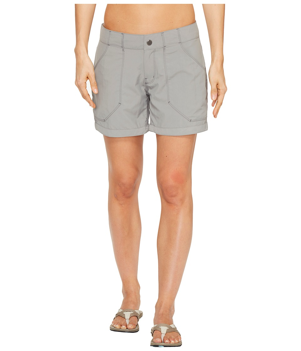 Mountain Hardwear - Ramesa Scout Shorts (Manta Grey) Women's Shorts