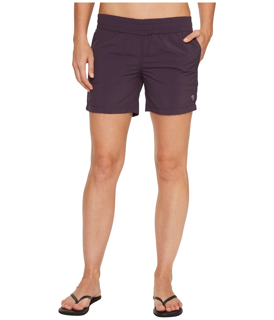 Mountain Hardwear - Class IVtm Shorts (Blurple) Women's Shorts