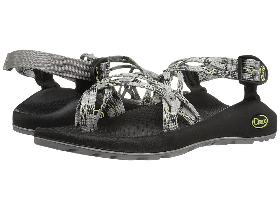 Chaco - ZX/3tm Classic (Lime Gray) Women's Sandals