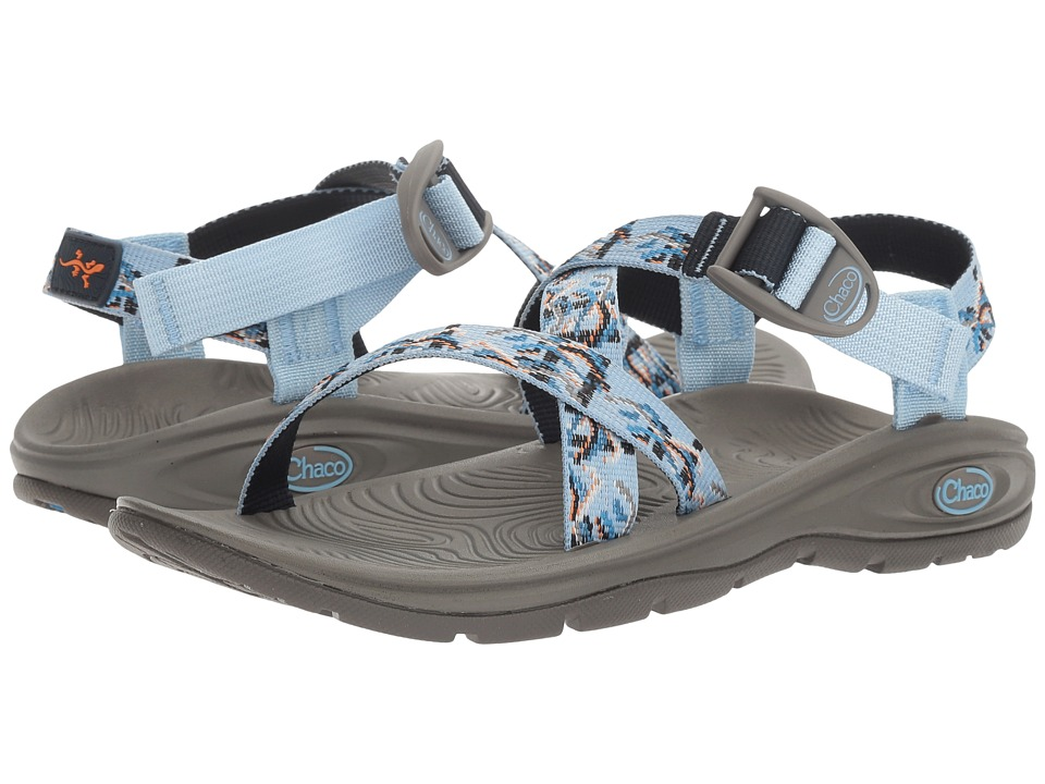 Chaco - Z/Volv (French Blue) Women's Sandals