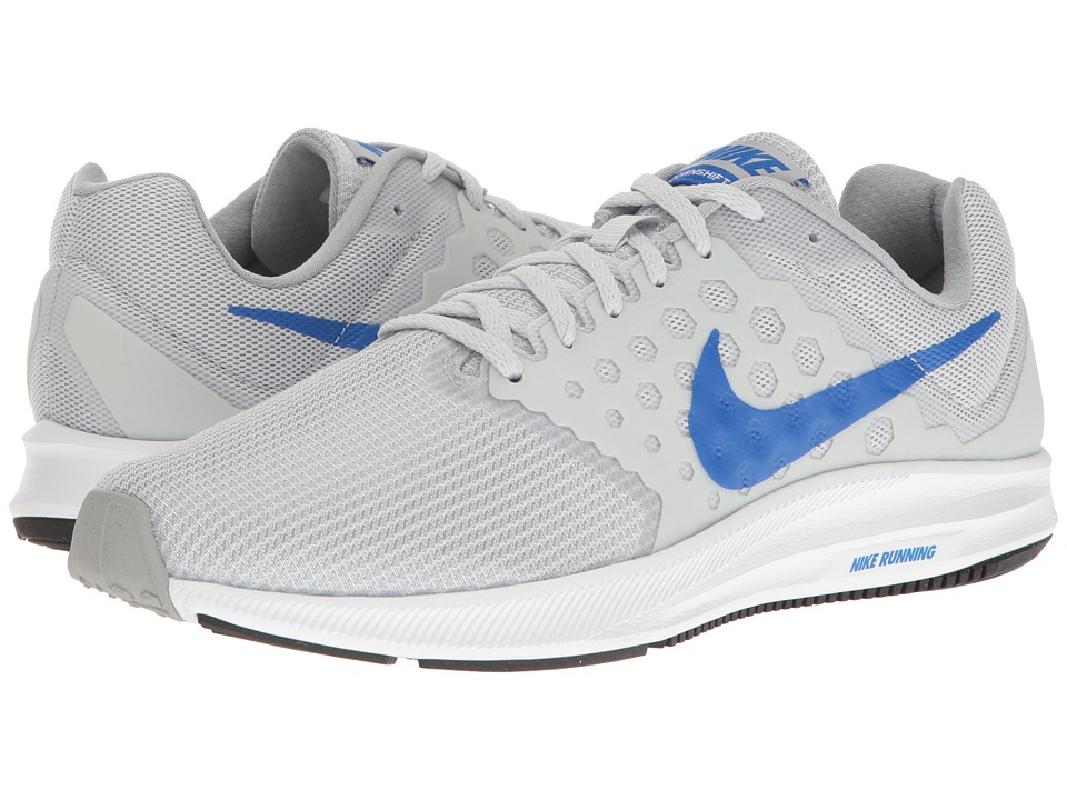 Nike - Downshifter 7 (Pure Platinum) Men's Running Shoes