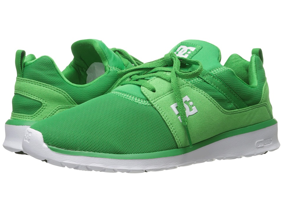 DC - Heathrow (Green) Skate Shoes