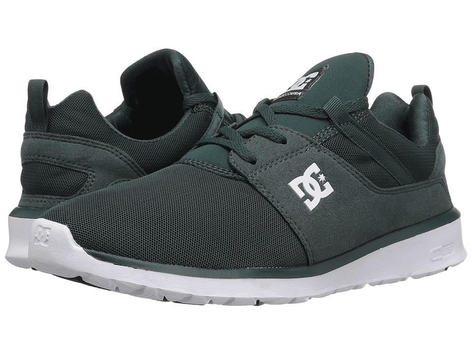 DC - Heathrow (Dark Green) Skate Shoes