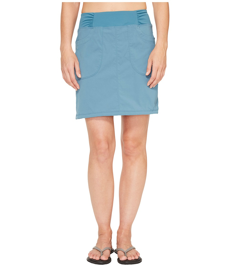 Mountain Hardwear Dynamatm Skirt (Cloudburst) Women