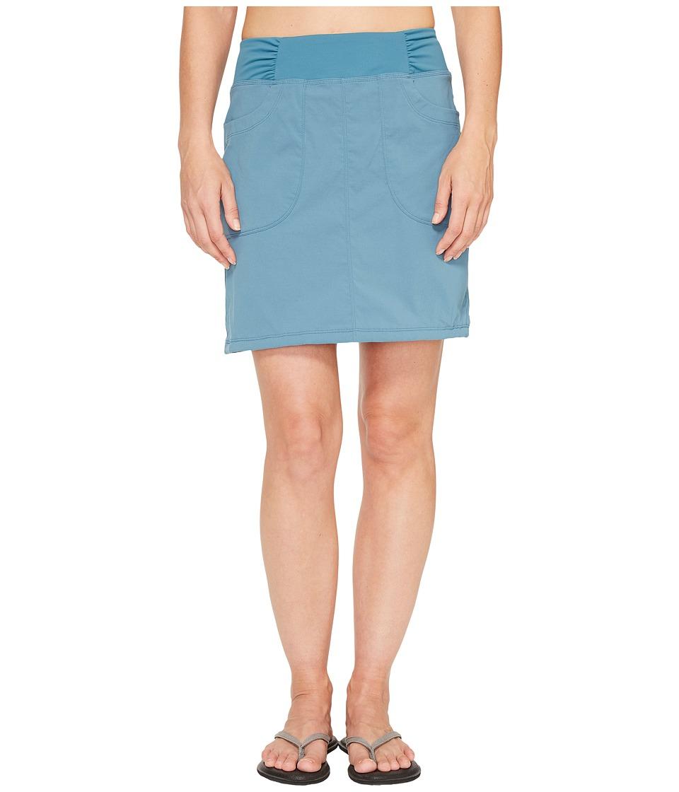 Mountain Hardwear - Dynamatm Skirt (Cloudburst) Women's Skirt