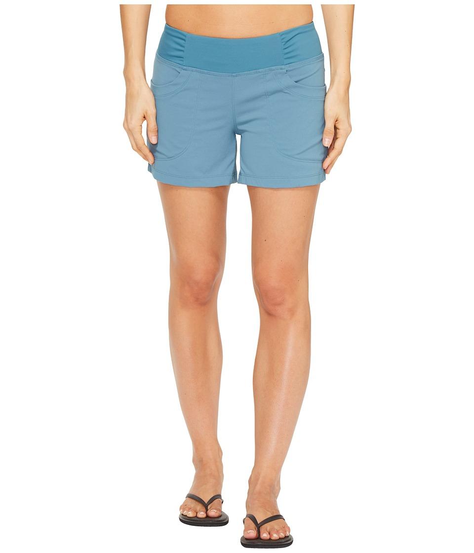 Mountain Hardwear - Dynamatm Short (Cloudburst) Women's Shorts