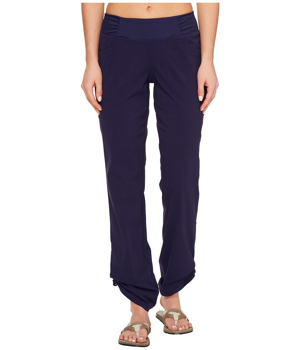 Mountain Hardwear - Dynamatm Pant (Indigo Blue) Women's Casual Pants