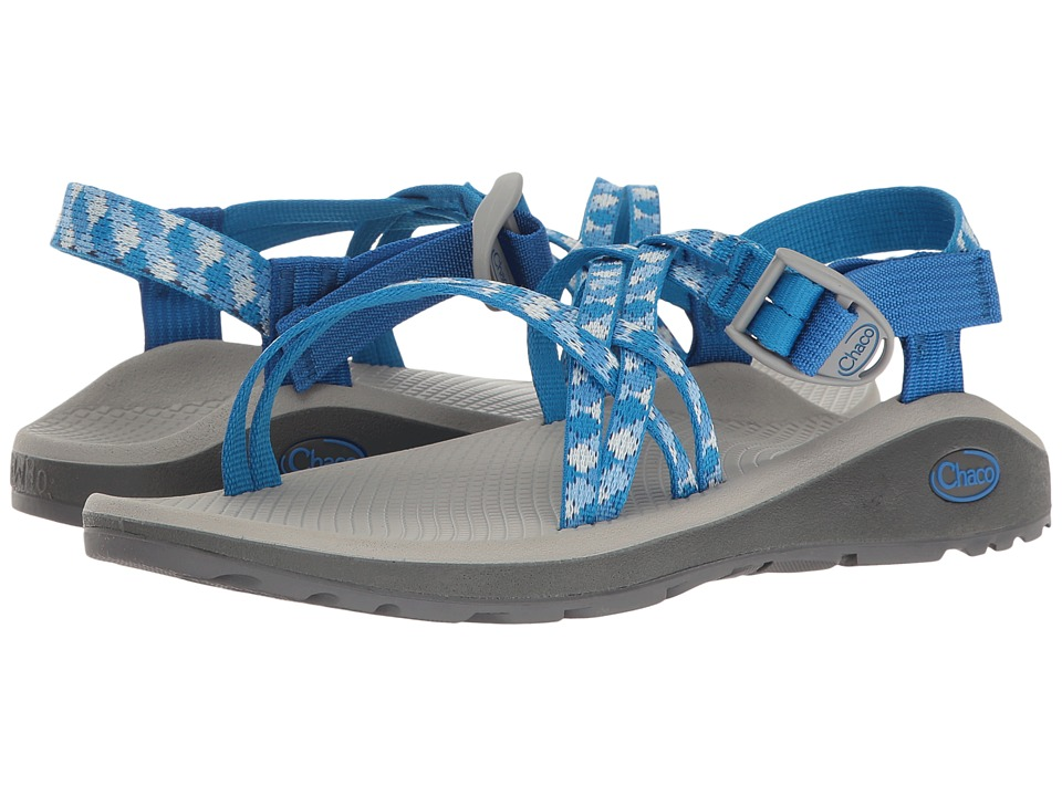 Chaco - Z/Cloud X (Patch Blues) Women's Sandals