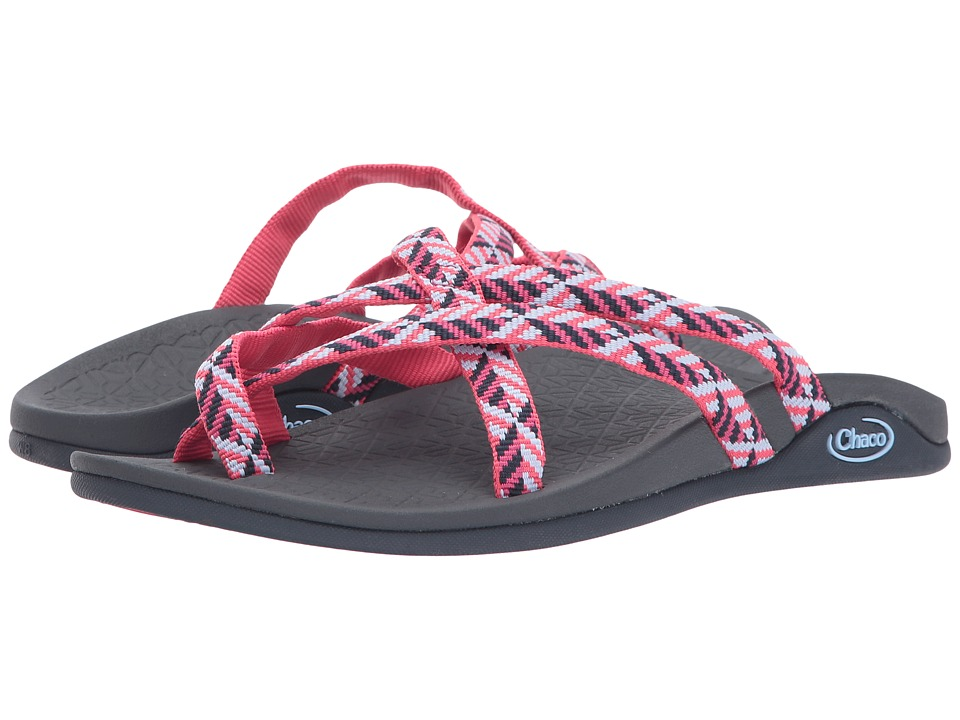 Chaco - Tempest Cloud (Origami Berry) Women's Sandals