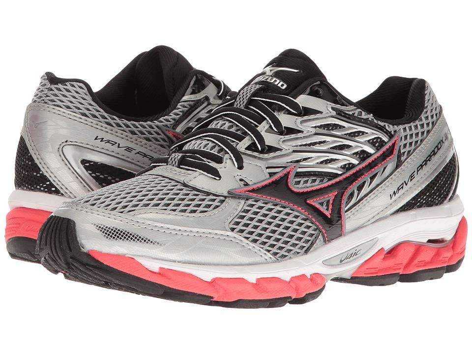 Mizuno - Wave Paradox 3 (High-Rise/Diva Pink/Black) Women's Running Shoes