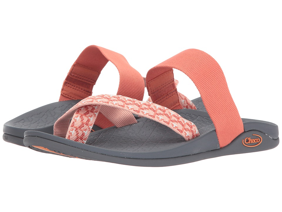 Chaco - Tetra Cloud (Ginger Spice) Women's Sandals