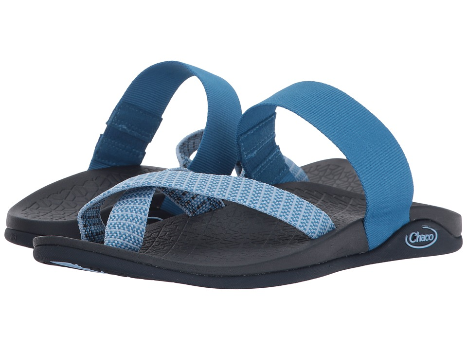 Chaco - Tetra Cloud (Bluebell Eclipse) Women's Sandals