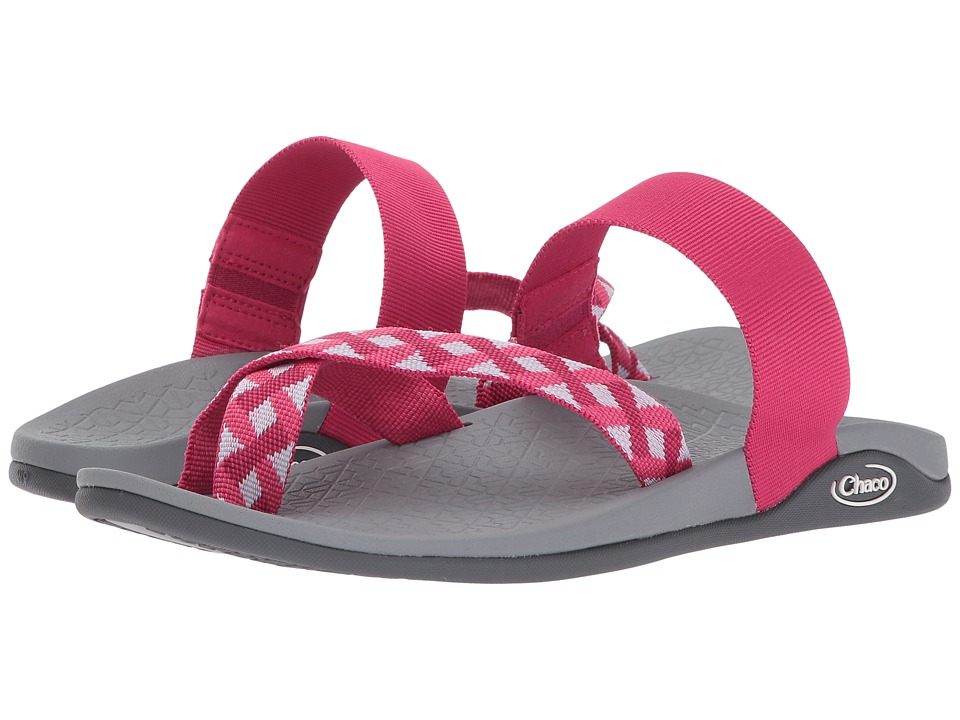Chaco - Tetra Cloud (Braid Berry) Women's Sandals