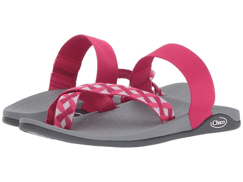 Chaco - Tetra Cloud (Braid Berry) Women's Sandals