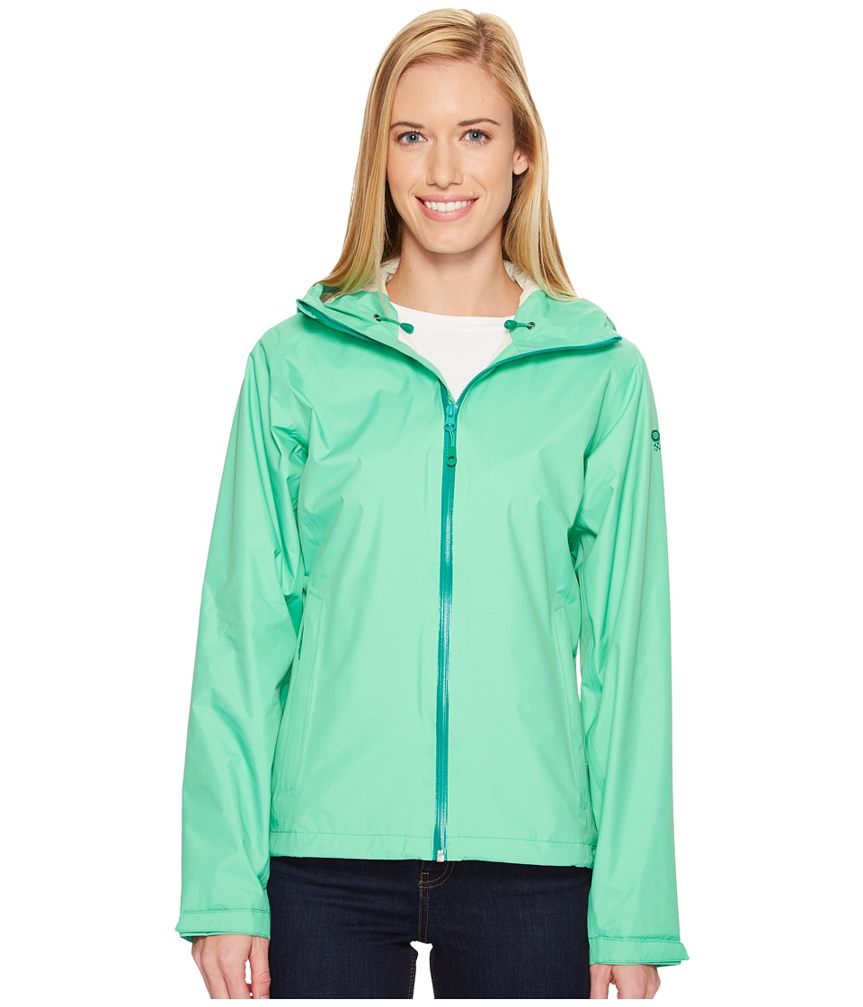 Mountain Hardwear - Findertm Jacket (Green Mile) Women's Jacket